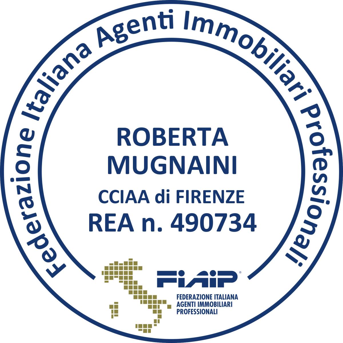 Timbro Agenzia Roberta