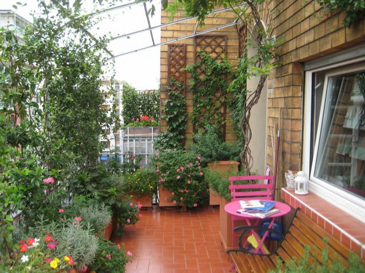 Foto di piccoli giardini arredati perfect jonio with foto for Piccoli giardini fioriti