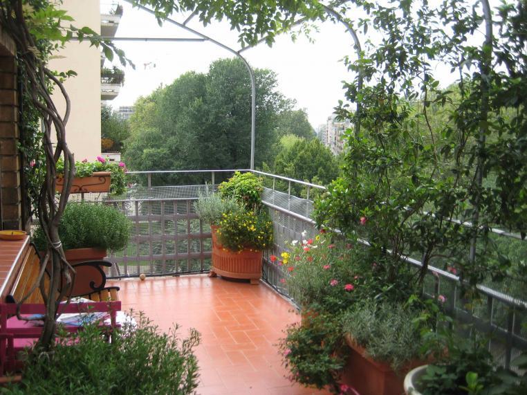 Valutazione terrazzi e balconi confortevole soggiorno - Superficie calpestabile ...