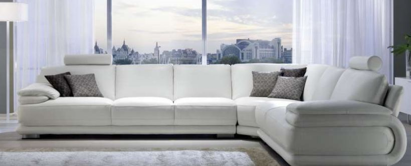 Come scegliere il divano di casa - Divano casanova chateau d ax misure ...