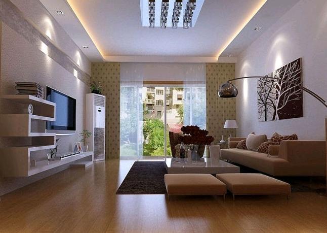 Come illuminare il soggiorno - Illuminare casa con led ...