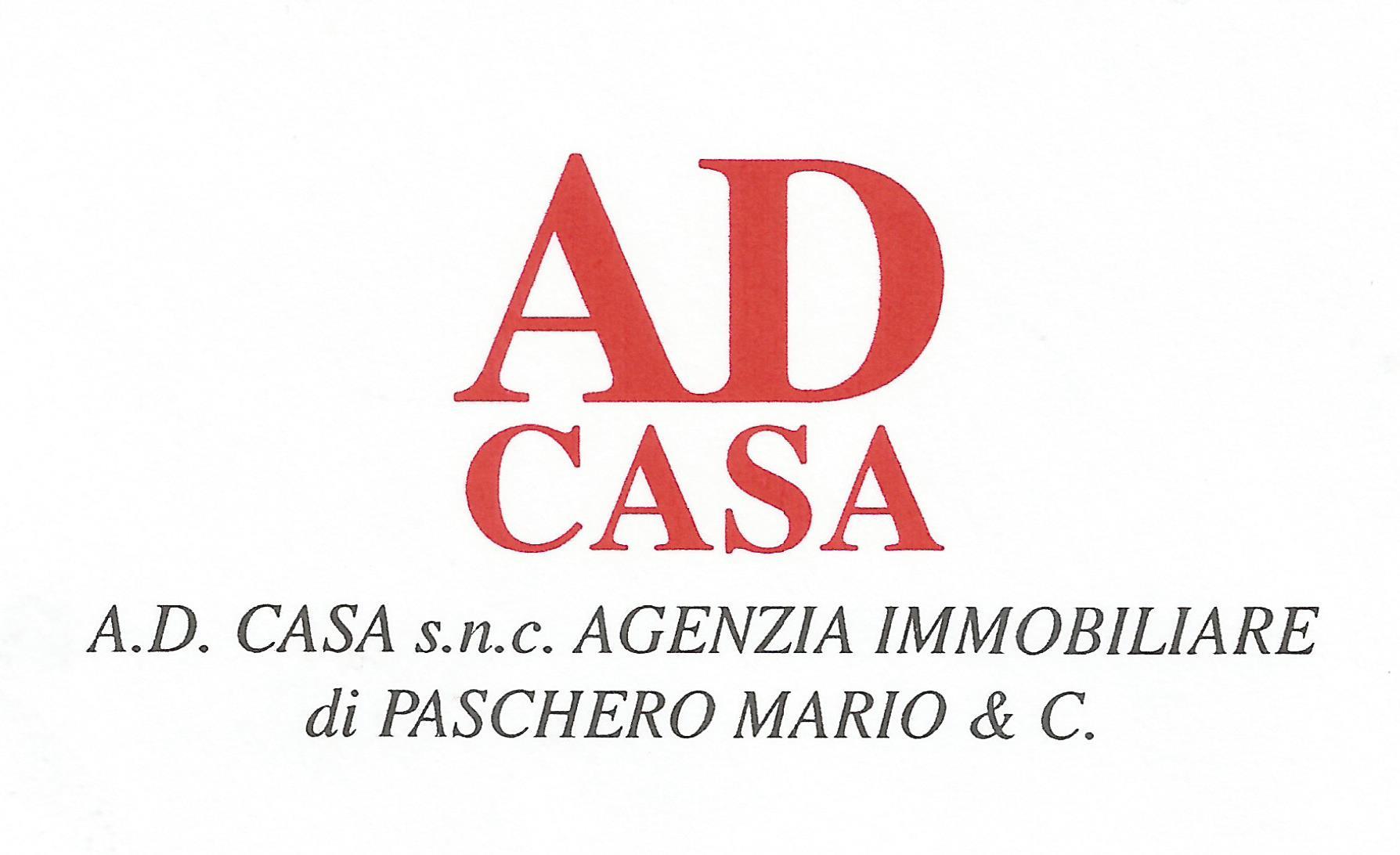 AD CASA S.N.C. AGENZIA IMMOBILIARE DI PASCHERO MARIO & C.