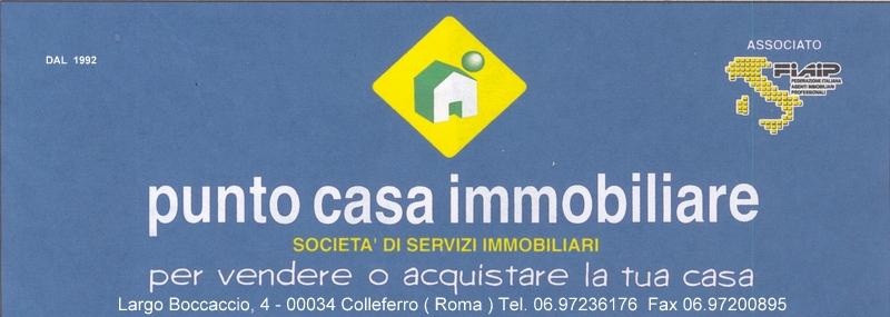 PUNTO CASA IMMOBILIARE SRL