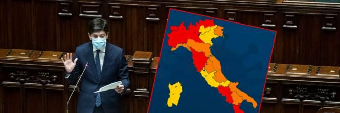 COVID | Toscana in zona rossa